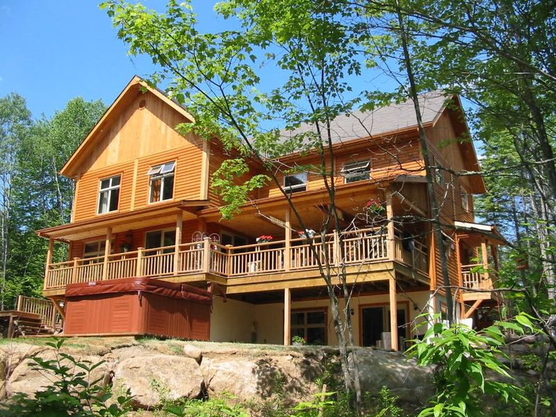 Le bed and breakfast l' Escale du Nord à Mont Tremblant