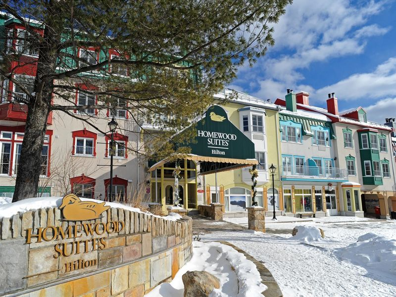 Homewood Suites Tremblant