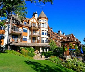 hotels in Tremblant, Mont Tremblant hotels