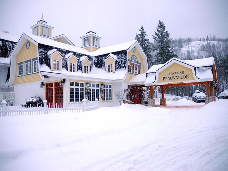 Chateau Beauvallon Tremblant