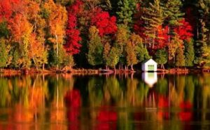Laurentian Mountains, Mont Tremblant Canada