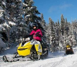 Mont Tremblant winter activities