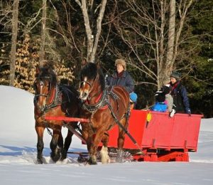 winter activities in Tremblant