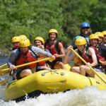 RAFTING, Mont Tremblant summer activities