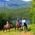 HORSEBACK, Mont Tremblant summer activities