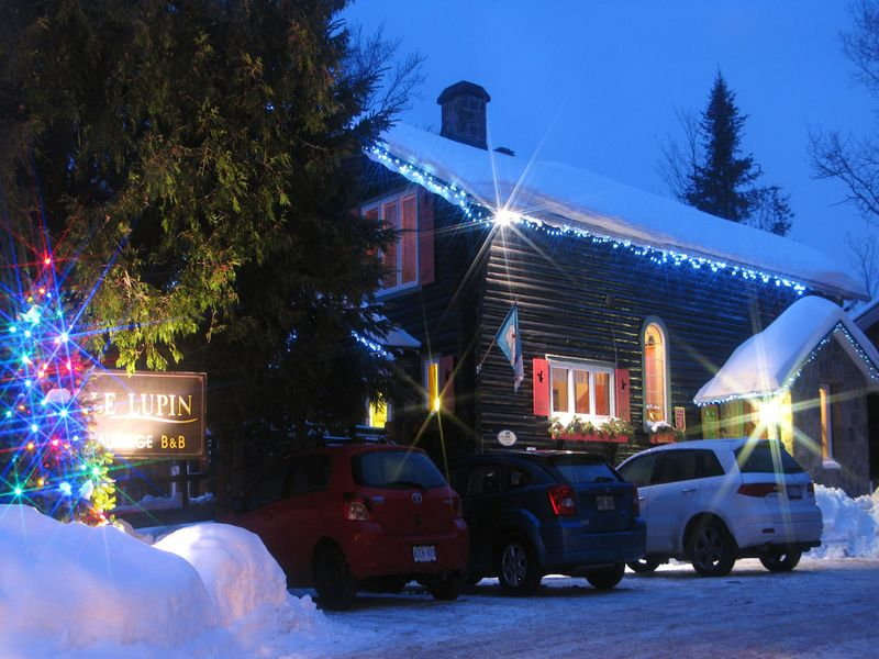 Auberge Le Lupin Tremblant