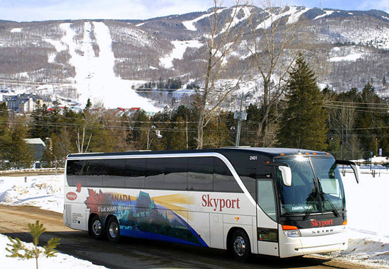 mont-tremblant-express-autocars-skyport-montreal-trudeau-airport-autobus-skyport
