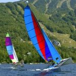 Mont Tremblant summer activities, VOILE