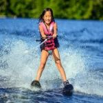 WATER SKIING, Mont Tremblant summer activities