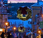 holidays in Mont Tremblant, Christmas