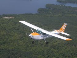 airplane tours in Mont Tremblant