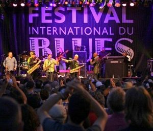 events in Mont Tremblant, Blues Festival