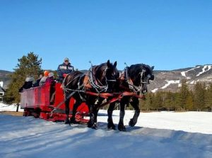 activities Tremblant, sleigh rides