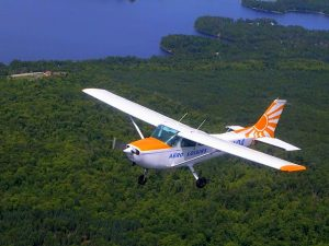 airplane tours Mont Tremblant