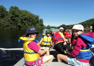 Mont Tremblant summer camps , camp de vacances Mont Tremblant