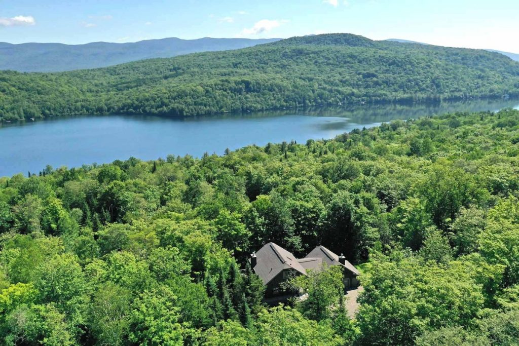 land for sale in Mont Tremblant