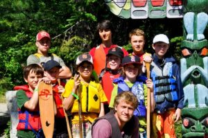Mont Tremblant summer camps, Camp Nominingue