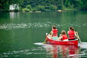 Mont Tremblant summer camp,