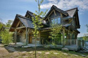 lakefront communities in Tremblant,