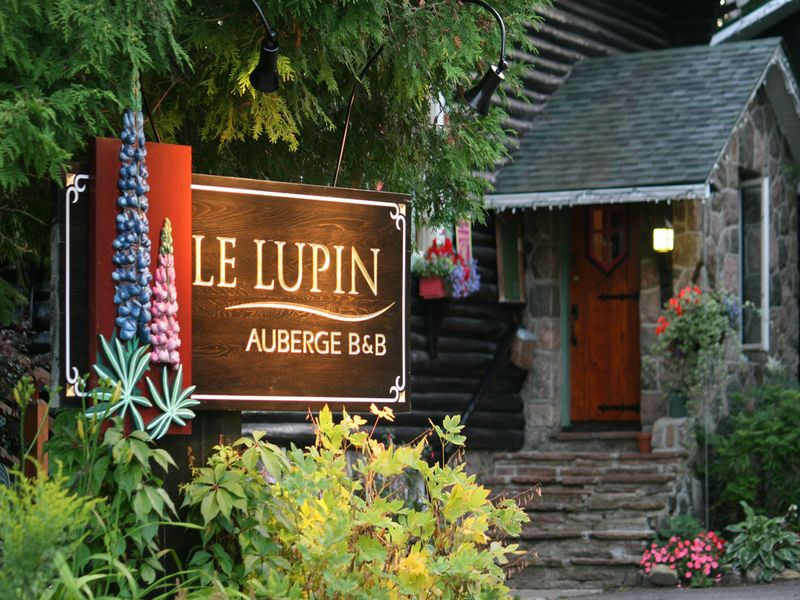 L'Auberge Le Lupin Tremblant