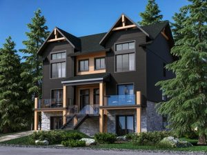 Indigo, Tremblant new construction homes