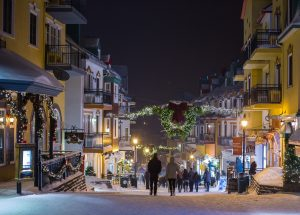 Christmas in Mont Tremblant