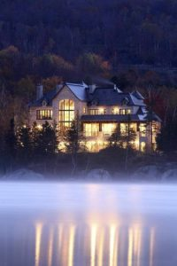 Tremblant real estate, Greg Chamandy's Home in Tremblant