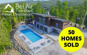 Mont Trembkant real estate, Bel Air Resort