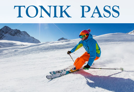 Mont Tremblant lift tickets, Tonok pass