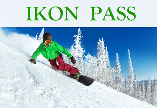 Tremblant season passes, Ikon pass
