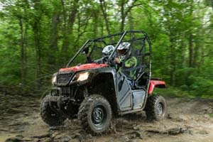 Tremblant dune buggy tours